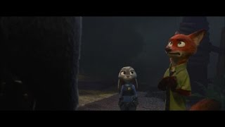 Zootopia: Nick Stands up For Judy, Can you trust the Fox? HD
