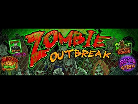 Zombie Outbreak Slot Machine Game