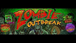 BIG WIN!!! LIVE PLAY and Bonus on Zombie Outbreak Slot Machine