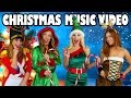 Christmas Songs Music Video for Kids. Totally TV from DisneyToysFan.