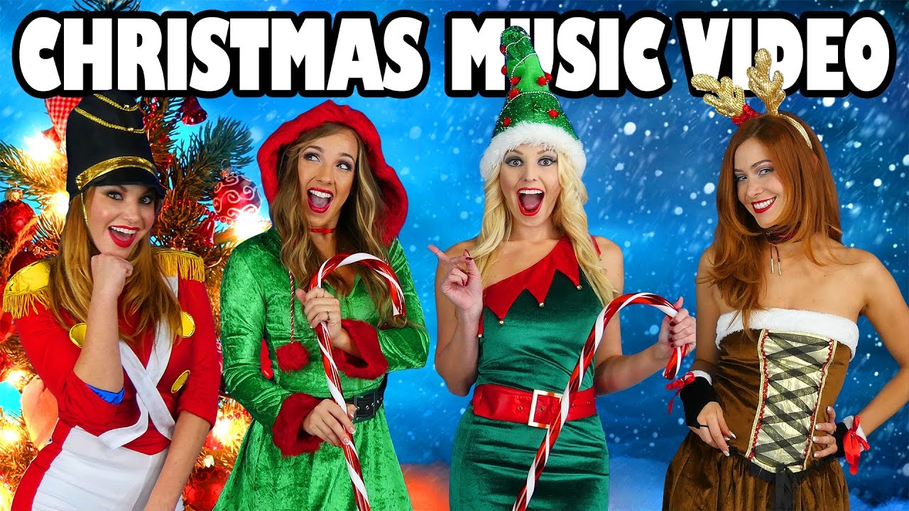 Christmas Carols Youtube.Christmas Songs Music Video Totally Tv From Disneytoysfan