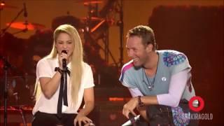 Shakira - Chantaje (Feat. Chris Martin) (Live Global Citizen Festival Hamburg 2017)