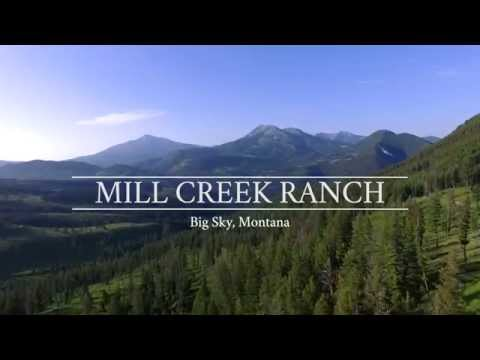 Mill Creek Ranch Near Big Sky, Montana