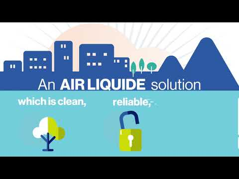 Air Liquide presents Cryocity™