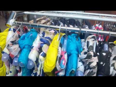 Распродажа детской одежды рынок Дордой