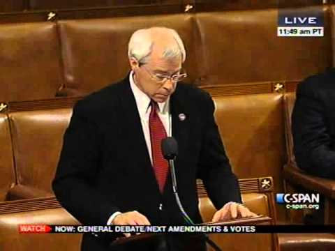 Blue Dog Rep. John Barrow on Support for Expedited Rescission/Line-Item Veto