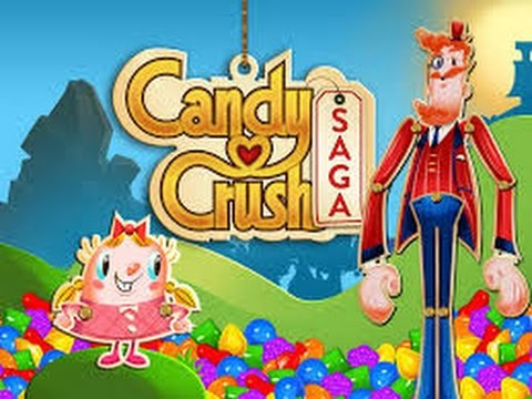 Candy Crush Android Learning Game(android Game)