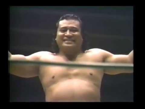 Hawaii Wrestling 1979