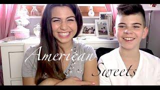 American Sweets Challenge mit Sinan :D