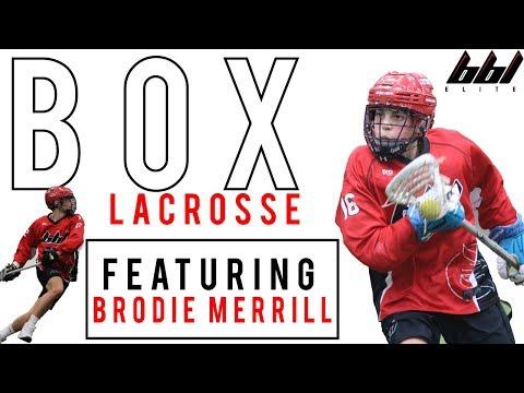 Box Lacrosse from Building Blocks Lacrosse feat. Brodie Merrill