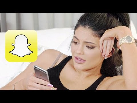 Celebs HATE the New Snapchat Update