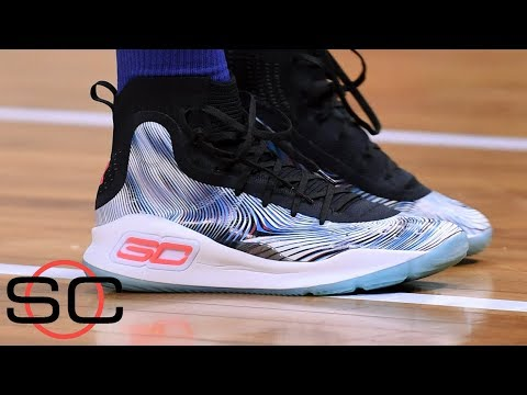 Will Steph Curry's Under Armour Curry 4 be a success? | SportsCenter | ESPN
