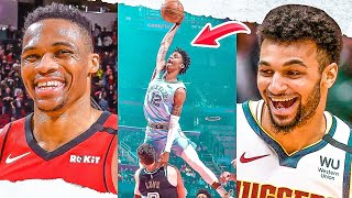 "Best Dunks from Point Guards - ""Height Doesn't Matter!"""