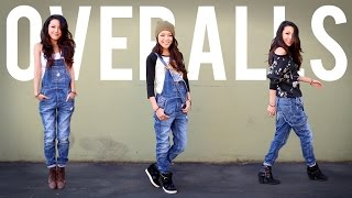 HOW TO WEAR OVERALLS (3-Ways) Thumbnail