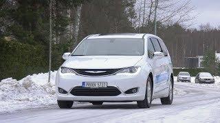 Chrysler Pacifica Hybrid - Motors24.ee proovisõit