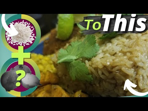 Best RICE Side Dish For Fish!!