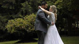 You Did More Than Bring My Fairytale to Life l Washington Wedding Video l Marisa + Josh