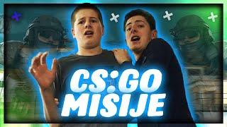 JURE NAS BOTOVI! CS:GO Misije sa Djapetom