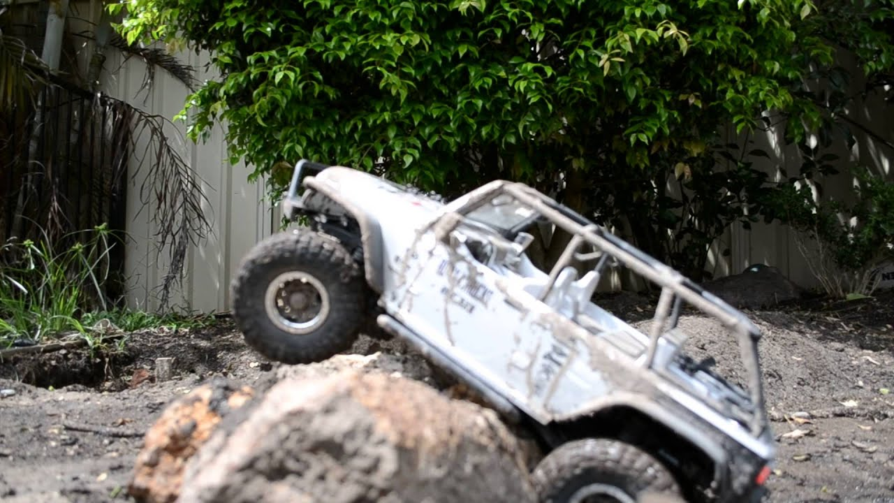 Rc 4x4 trucks - SCX10 jeep rubicon