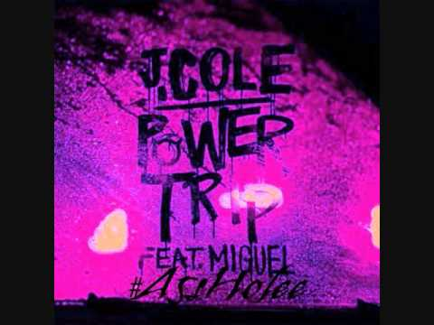 JCole ft Miguel  Power Trip Chopped & Screwed Chop it #A5sHolee