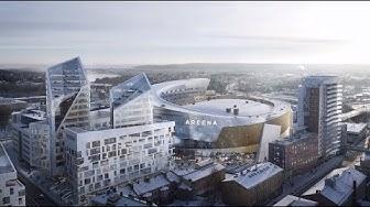 Tampereen Kansi ja uusi areena