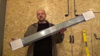 видео диодные светильники для автосервиса