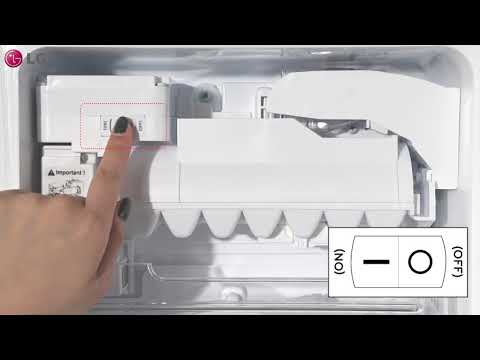 Lg Fridge Ice Maker Troubleshoot Repair How To Fix Ic