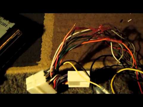 hqdefault the eclipse headunit install attempt youtube eclipse avn726e wiring harness at n-0.co