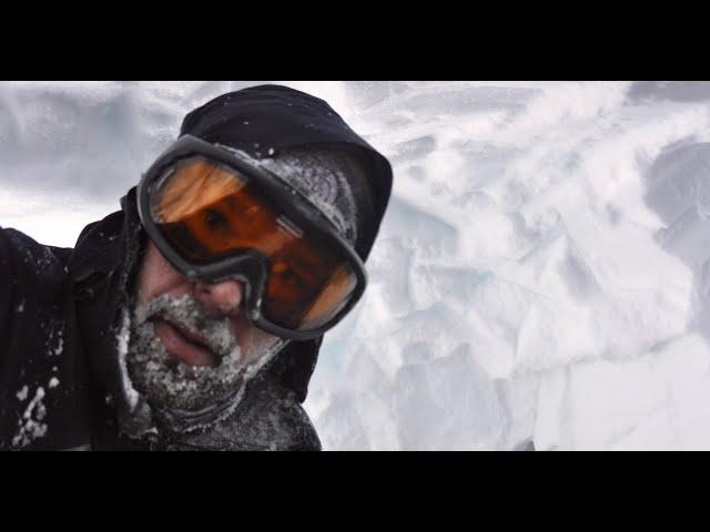 Winterbergsteigen in Norwegen bei eisiger Kälte -outdoor-life-