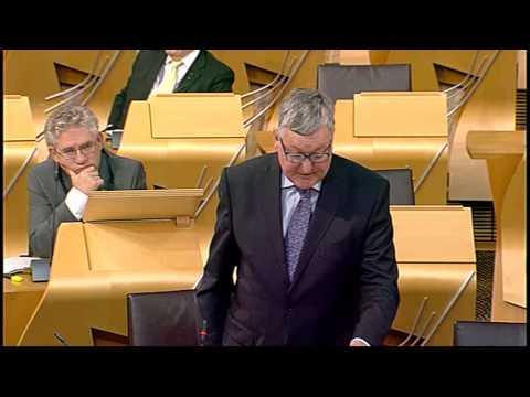 Portfolio Questions - Scottish Parliament: 27th November 2013