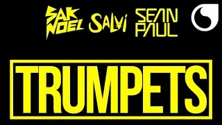 Sak Noel & Salvi Ft. Sean Paul - Trumpets (Official Audio)