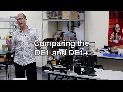 Comparing the DE1 and DE1+