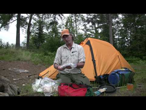 Cooking With Kevin - Packing Food For A Canoe Trip