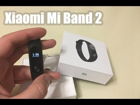 Как настроить время на часах xiaomi mi band 2