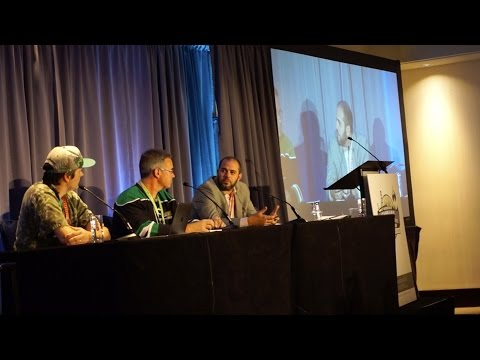 Extracts Panel at the International Business Conference in Vancouver, BC