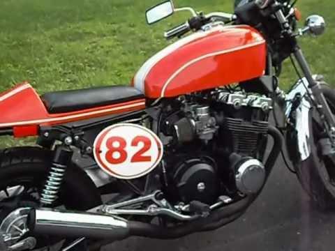 1982 Nighthawk 750 SC Cafe Racer