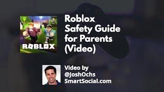 Roblox App Parent Guide