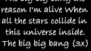 Repeat youtube video rock mafia ft. Miley Cyrus - the big bang lyrics