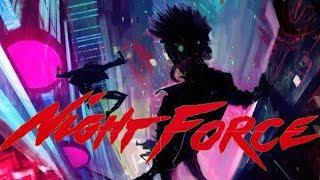 Night Force (Darksynth Cyberpunk Mix)