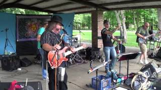 Toto - Afraid Of Love - Neighborhood Picnic Band 2016