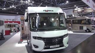 Frankia M Line i7900GD luxury RV review