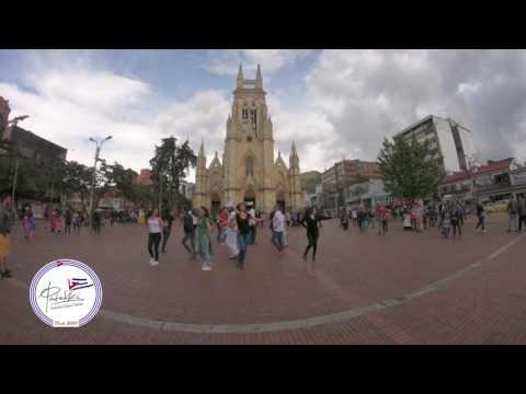 International Rueda De Casino Multi Flash Mob Day - Bogotá, Colombia. 2017.04.01