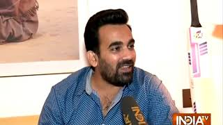 Zaheer Khan and Suniel Shetty in conversation with India TV about FCB