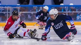 2018 Paralympic Winter Games | Team USA Tops Japan, 10-0