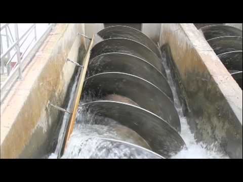 Archimedes Screw Pump Youtube