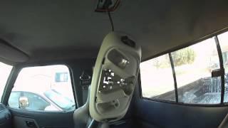 Ford ranger dome light