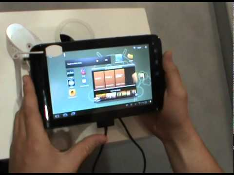 Tabletowo.pl: Dell Streak 7 z Androidem 3.2 Honeycomb (hands-on na IFA 2011)