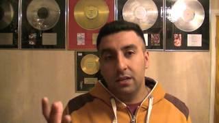 Dipps Bhamrah Project Bhangra - Hear The Album - Video Diary Part 12