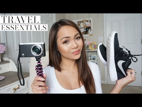 Travel Essentials + MUST HAVES! | Bags, Shoes, Electronics + more! | Charmaine Dulak
