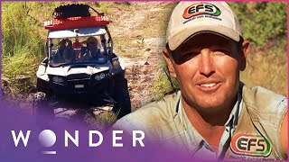Exploring The Australian Wilderness In 4x4 | All 4 Adventures S1 EP6 | Wonder